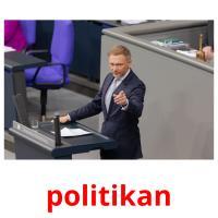 politikan picture flashcards
