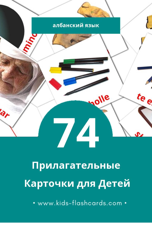 """""""Te kundertat"""" - Визуальный Албанском Словарь для Малышей (74 картинок)"""