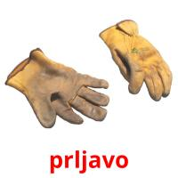 prljavo picture flashcards