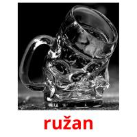ružan picture flashcards