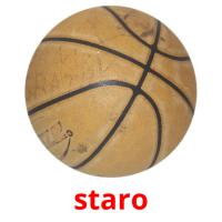 staro picture flashcards