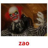 zao picture flashcards