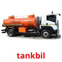 tankbil picture flashcards