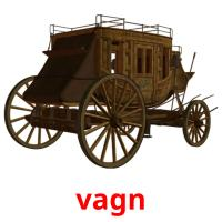 vagn picture flashcards