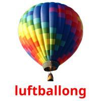 luftballong picture flashcards