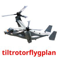 tiltrotorflygplan picture flashcards