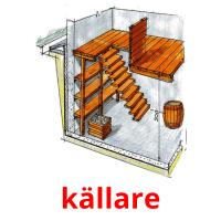 källare picture flashcards
