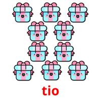 tio picture flashcards