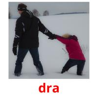 dra picture flashcards