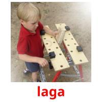 laga picture flashcards
