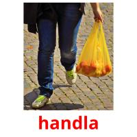 handla picture flashcards