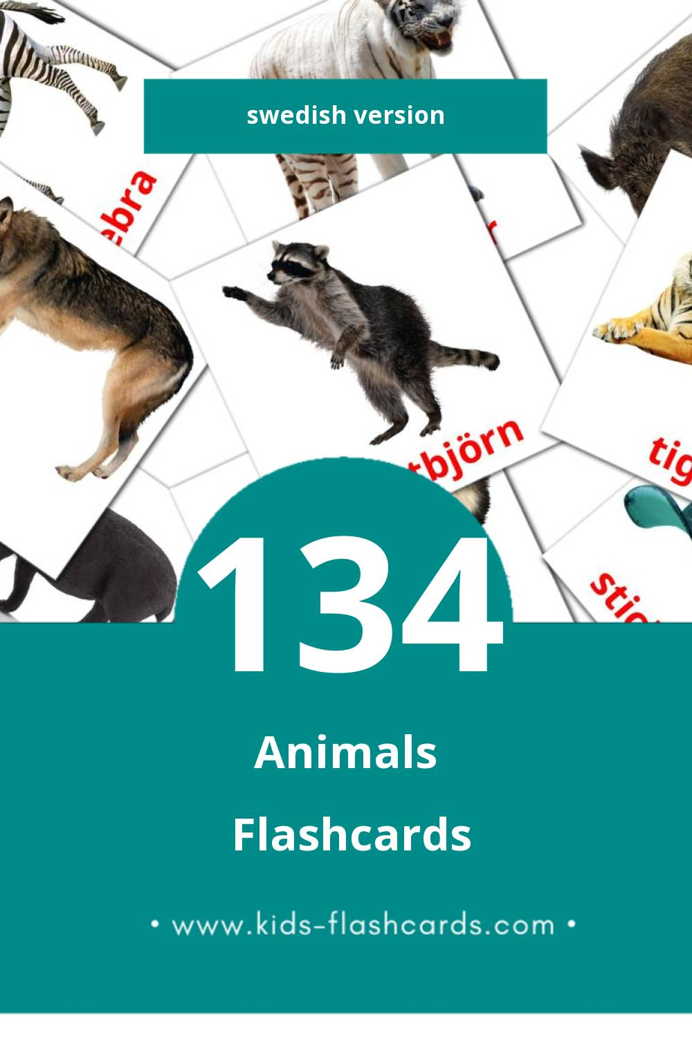 Visual бабочка божья коровка Flashcards for Toddlers (25 cards in Swedish)