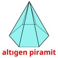 altıgen piramit карточки энциклопедических знаний