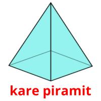 kare piramit карточки энциклопедических знаний