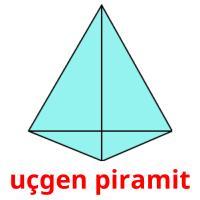 uçgen piramit карточки энциклопедических знаний
