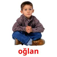 oğlan picture flashcards