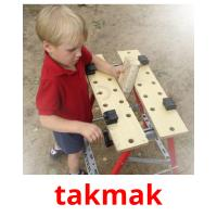 takmak picture flashcards