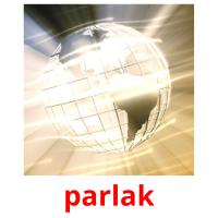 parlak picture flashcards