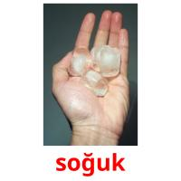 soğuk picture flashcards