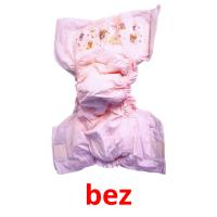 bez picture flashcards