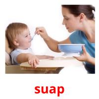 suap picture flashcards