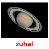 zuhal picture flashcards