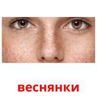 веснянки card for translate