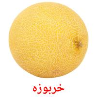 خربوزہ picture flashcards