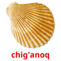 chig'anoq picture flashcards