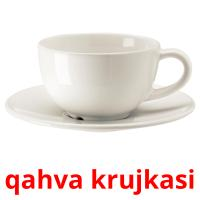 qahva krujkasi picture flashcards