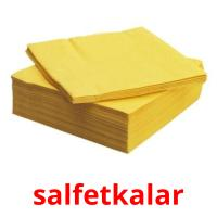 salfetkalar picture flashcards