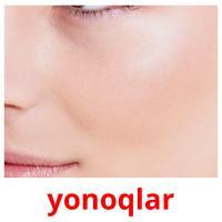 yonoqlar picture flashcards