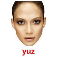 yuz picture flashcards