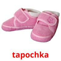 tapochka picture flashcards