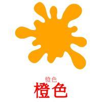 橙色 карточки энциклопедических знаний