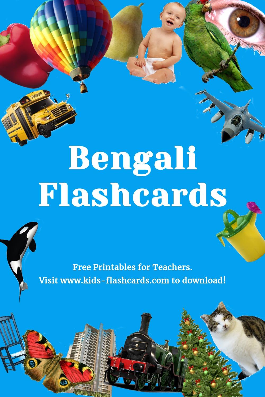 Free Bengali Printables