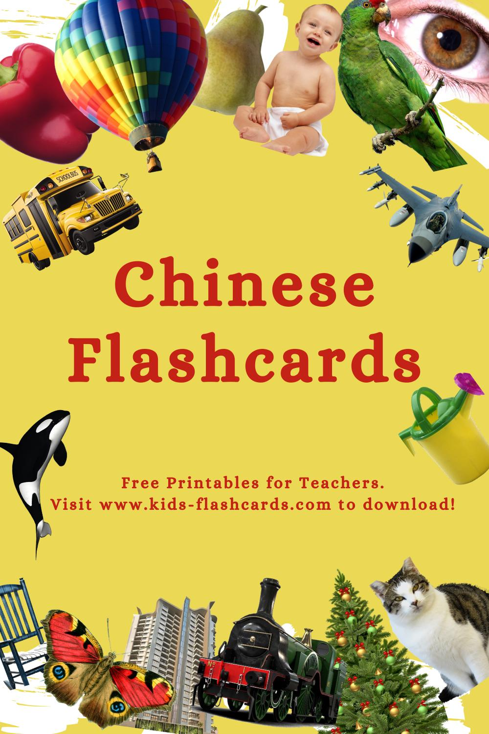 Worksheets to learn Chinese(Simplified) language